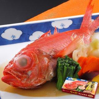 金目鯛丸ごと姿煮 白醤油仕立て琥珀煮
