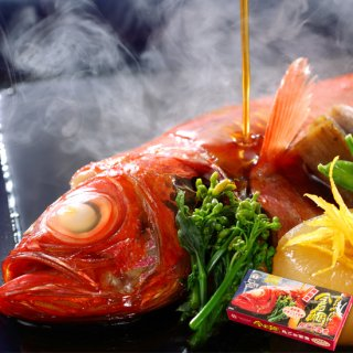 金目鯛丸ごと姿煮 漁師風甘辛こってり煮