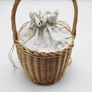マルシェバスケット(white)
