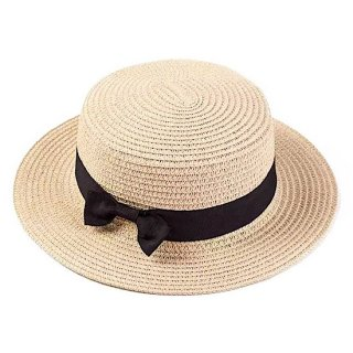 LEFUA麦藁帽子