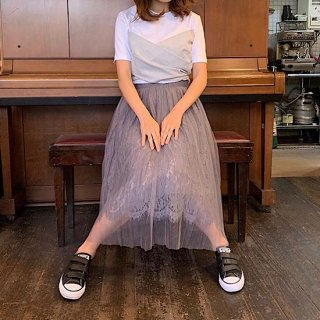 ハイクオリティーコンビヒップハングスカート