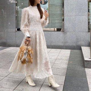 スノウホワイトコルセットドレス