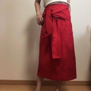 レフアbisフロントリュバンスカート