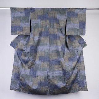 単衣 紬 裄丈65�