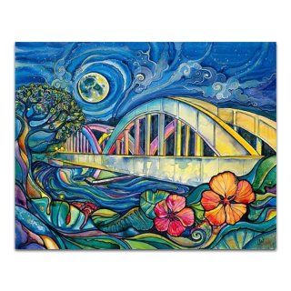 Rainbow Bridge(アルミプリント)