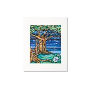 Dreaming Tree(マットプリント)8×10