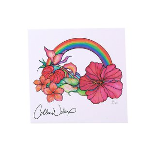 【日本限定モデル】ポストカードB(Rainbow)