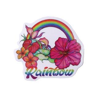 【日本限定モデル】Rainbowステッカー(Paradise)