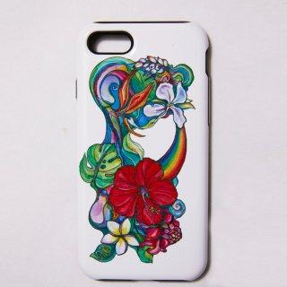 【日本限定モデル】iPhoneケース(Mele Aloha/3サイズ対応)