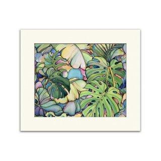 Island Oasis(マットプリント)11×14