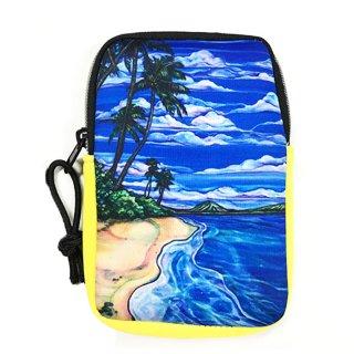 【日本限定モデル】モバイルポーチ(Kahala Beach)/1118S31250-001