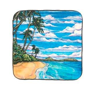 【日本限定モデル】ハンドタオル(Kahala Beach)/1118S31240-001