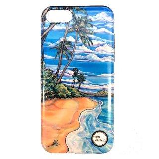 【日本限定モデル】ICカード収納型iPhoneケース(Kahala Beach)iPhone 7・8対応/1118A31213-001