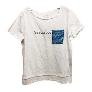 【日本限定モデル】ポケットアートTシャツ(Wave)/1119S27096-002