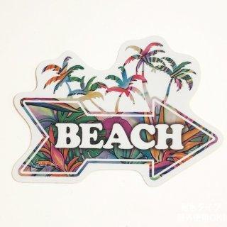【日本限定モデル】BEACHステッカー (Jungle Pop)/1119S31226-001