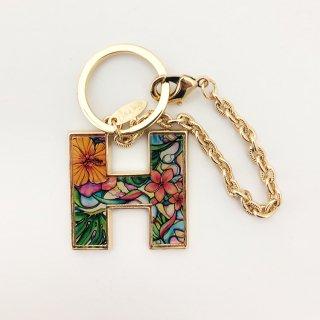 【日本限定モデル】イニシャルキーリング【H】(Return to Paradise)/1119S31202-001