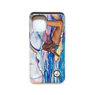 【日本限定モデル】ICカード収納型iPhoneケース(Rainbow's Edge)iPhone 11 & 11Pro & 11Pro Max対応/1120S48213-001