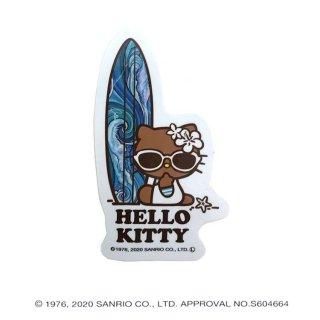 【日本限定モデル】HELLO KITTY×Colleen Wilcox SURFスタンドステッカー(Wave)/1120S57226-003