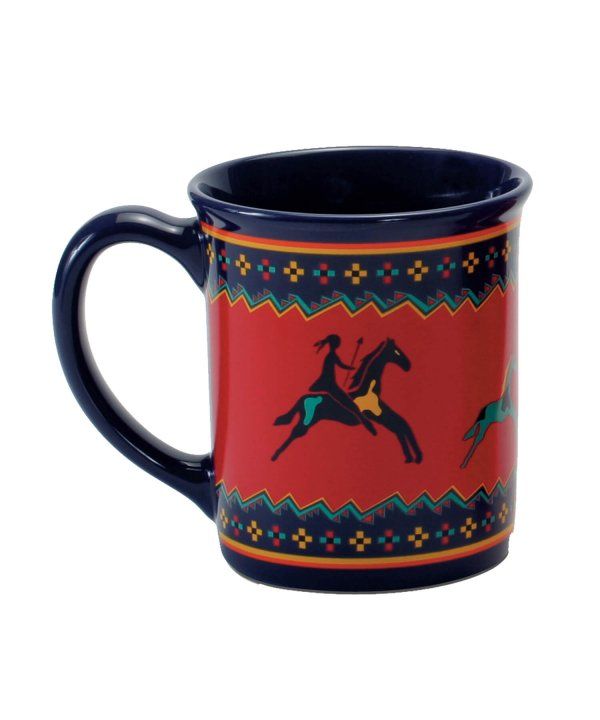18 OZ CERAMIC/LEGENDARY MUG/CELEBRATE THE HORSE 【PENDLETON OFFICIAL】