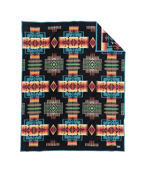 <img class='new_mark_img1' src='//img.shop-pro.jp/img/new/icons1.gif' style='border:none;display:inline;margin:0px;padding:0px;width:auto;' />CHIEF JOSEPH ROBE/BLACK 【PENDLETON OFFICIAL】