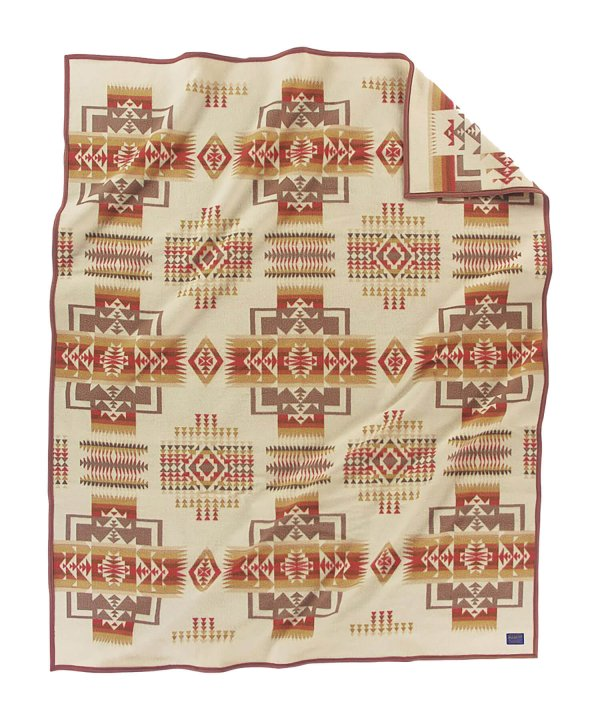 <img class='new_mark_img1' src='//img.shop-pro.jp/img/new/icons1.gif' style='border:none;display:inline;margin:0px;padding:0px;width:auto;' />CHIEF JOSEPH ROBE/CREAM 【PENDLETON OFFICIAL】