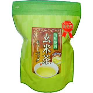 玄米茶ティーバッグ 400g