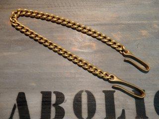 真鍮ウォレットチェーン/ LSWC-011