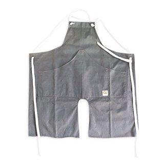 Suolo onG apron (Gray)