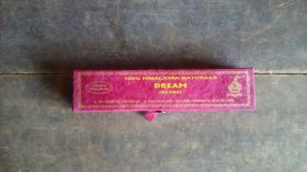 DREAM/HIMALAYAN NATURAL INCENSE
