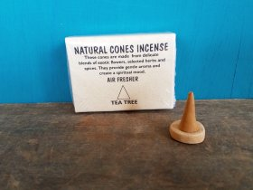 NATURAL INCENSE/TEA TREE