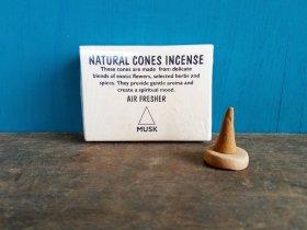 NATURAL INCENSE/MUSK