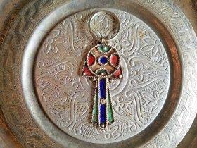 Amuletキーホルダー/モロッコ