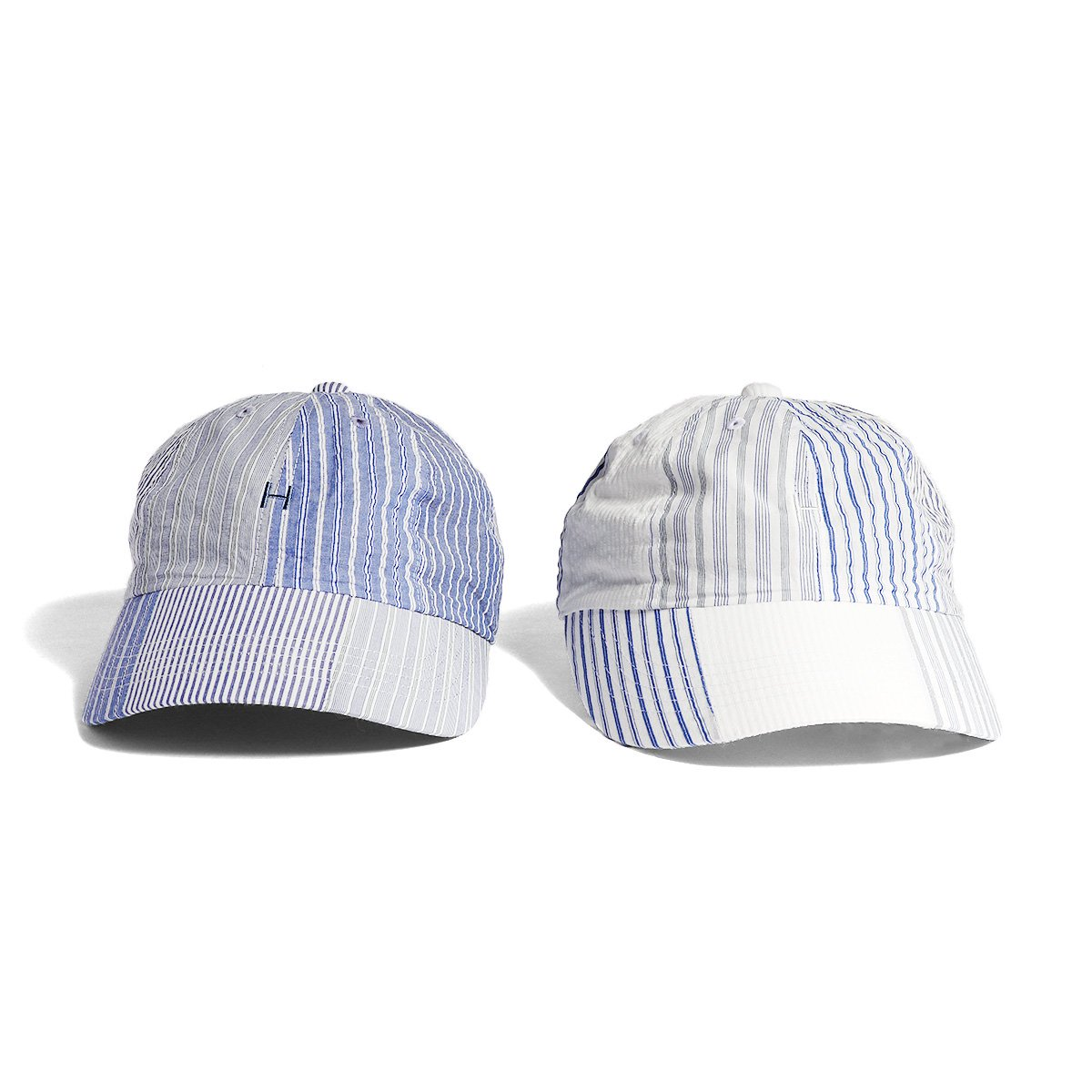 HICOSAKA(ヒコサカ) CRAZY 8PANEL WIDE VISOR CAP