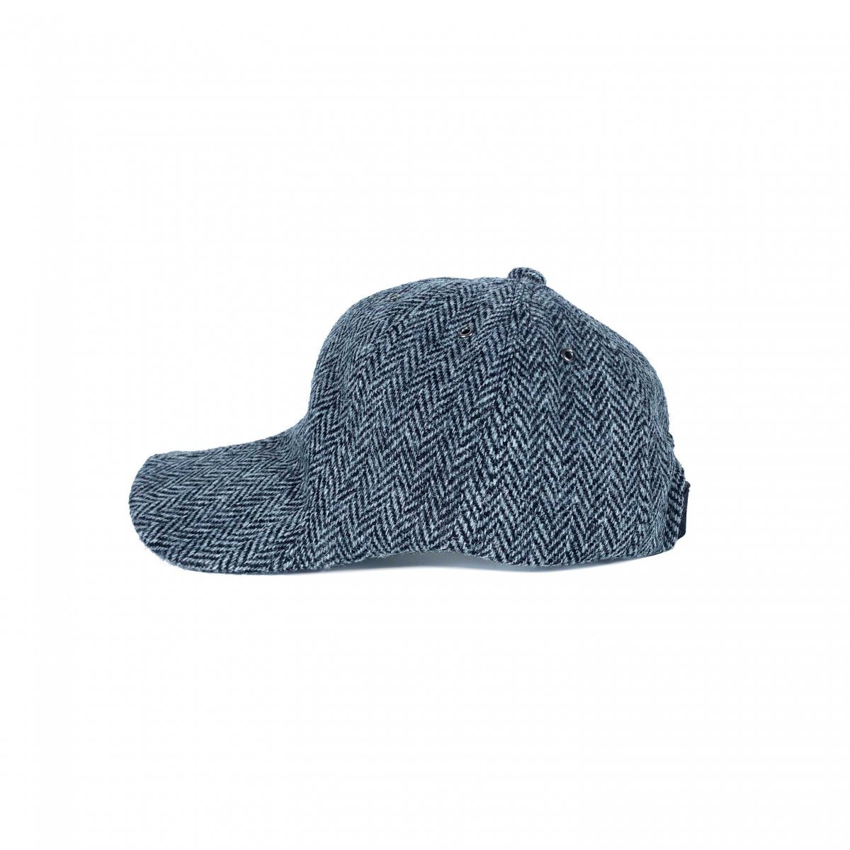 HICOSAKA(ヒコサカ) HARRIS TWEED 8PANEL DRAPING CAP 詳細画像1