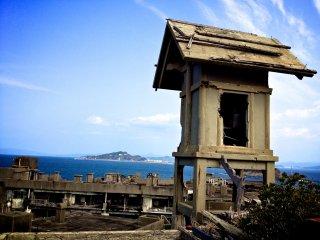ポストカード 端島神社