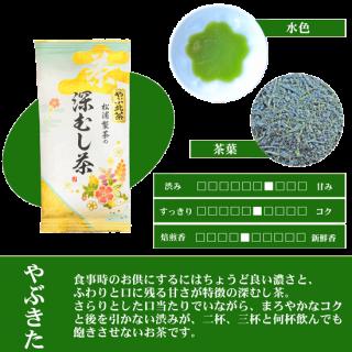 松浦製茶のやぶきた(100g・200g)