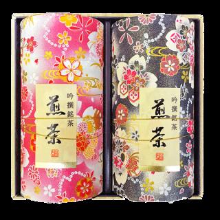 高級和紙缶 4,400円〜