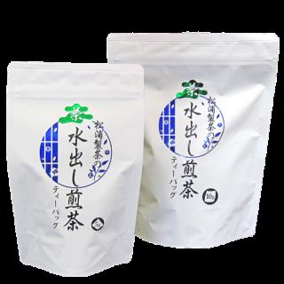 水出し煎茶ティーバッグ(5g・10g)