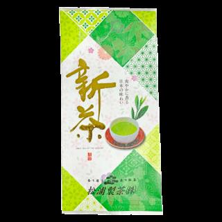 【新茶】松浦製茶の特選芽茶(100g・200g) 販売中