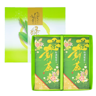 【新茶】新茶平箱ギフト 4,536円~2,376円