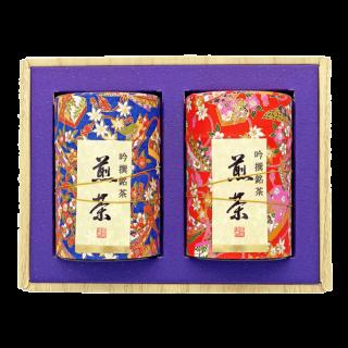 高級和紙缶 魁(65g×2缶)2,560円