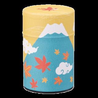 季節限定 秋富士缶 秋のお茶(50g入)