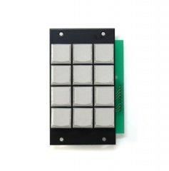 組込型 12キーマトリクス回路