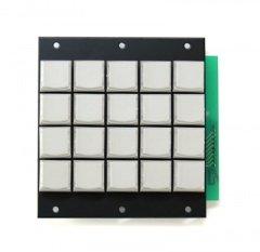 組込型 20キーマトリクス回路