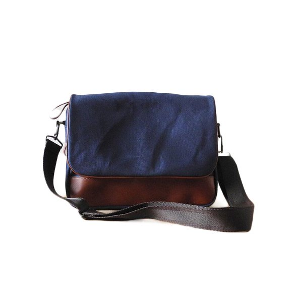 CURRENT - SHOULDERBAG(ネイビー)
