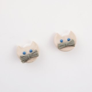 MION JEWELRY menegi cats イヤリング