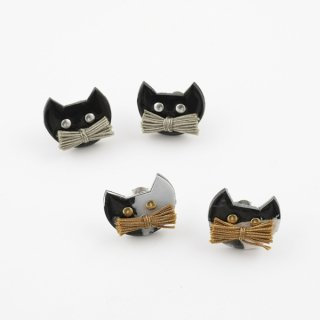 MION JEWELRY menegi cats ピアス