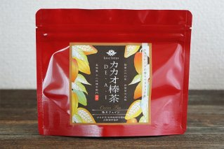 カカオ棒茶 Cacao Tea 「DE・A・I」 20g(ティーバッグ 4g×5P)