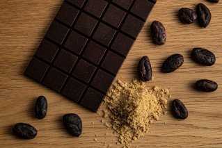 love lotusチョコレート ハイカカオ 88%の誘惑 55g入り