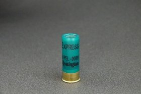 ショットシェル Remington EXPRESS 12G(BuckShot)